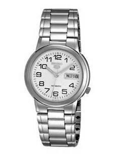 Seiko SNXE95K Automatic Nº5 Watch