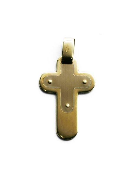 18 K Gold Cross CR4550