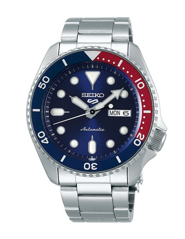 "Seiko SRPD53K1 Automatic Nº5 ""SPORTS"" Watch"