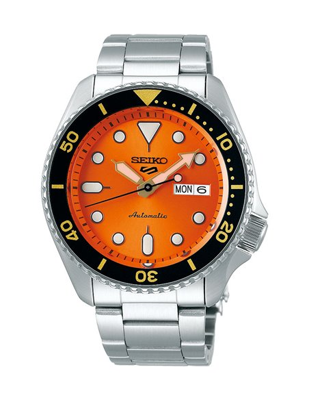 "Seiko SRPD59K1 Automatic Nº5 ""SPORTS"" Watch"
