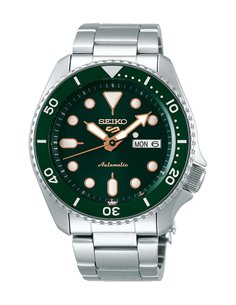"Seiko SRPD63K1 Automatic Nº5 ""SPORTS"" Watch"