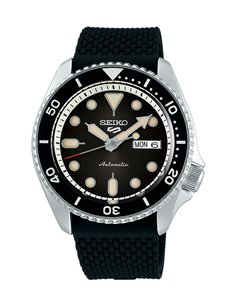 "Seiko SRPD73K2 Automatic Nº5 ""SPORTS"" Watch"
