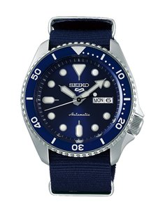 "Seiko SRPD51K2 Automatic Nº5 ""SPORTS"" Watch"