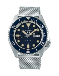 "Seiko SRPD71K1 Automatic Nº5 ""SPORTS"" Watch"