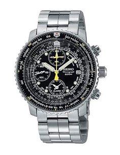 Seiko SNA411P1 Neo Sport Fligthmaster Watch