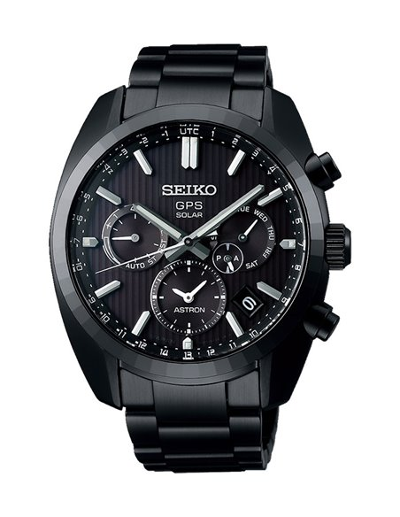 Seiko SSH023J1 Astron GPS Solar 50th Anniversary Limited Edition Watch