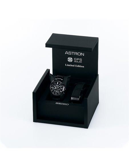 Seiko SSH023J1 Astron GPS Solar 50th Anniversary Limited Edition Watch