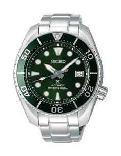 """Seiko SPB103J1EST Automatic Prospex Diver´s 200 m """"Sumo Green"""" Watch"""