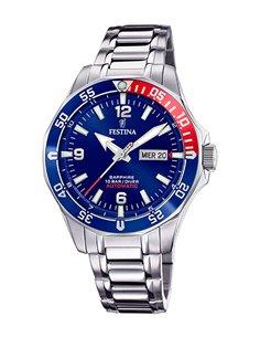 Reloj F20478/2 Festina Automático Diver