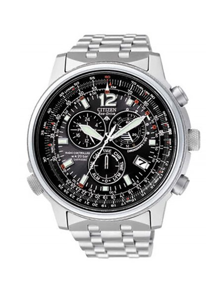 Reloj AS4020-52E Citizen Eco-Drive Radio Controlado PILOT