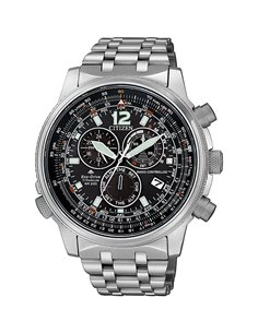 Citizen CB5860-86E Eco-Drive Radio Controlled PILOT E660 Watch
