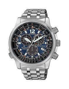 Citizen CB5860-80L Eco-Drive Radio Controlled PILOT E660 Watch