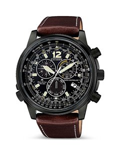 Citizen CB5865-15E Eco-Drive Radio Controlled PILOT E660 Watch