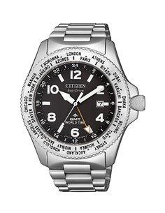 Reloj BJ7100-82E Citizen Eco-Drive Promaster GMT 200M