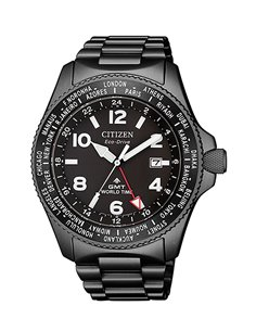 Montre BJ7107-83E Citizen Eco-Drive Promaster GMT 200M