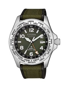 Reloj BJ7100-23X Citizen Eco-Drive Promaster GMT 200M