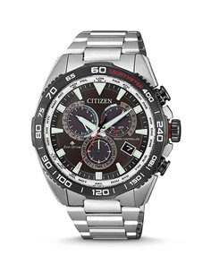 Citizen CB5036-87X Eco-Drive Radio Controlled PILOT SPORT E660 Watch