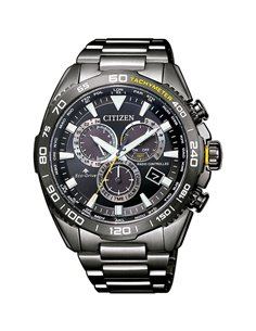 Citizen CB5037-84E Eco-Drive Radio Controlled PILOT SPORT E660 Watch