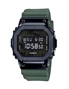 Montre GM-5600B-3ER Casio G-SHOCK BLACK STEEL