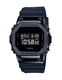 Reloj GM-5600B-1ER Casio G-SHOCK BLACK STEEL