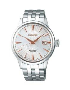 "Reloj SRPB47J1EST Seiko Automático Presage Cóctel ""Spritzer"""