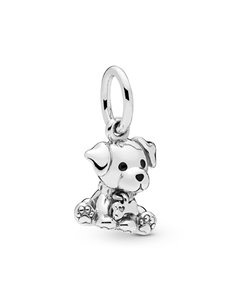 Pandora Charm 798009EN16 Little Dog