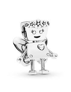 Abalorio Pandora 797856 Robot Bella Floral