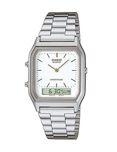 Casio AQ-230A-7DMQYES Collection Vintage EDGY Watch