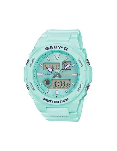 referir Destreza tos  BAX-100-3AER | Reloj Casio « Baby-G BEACH STYLE » BAX-100-3AER