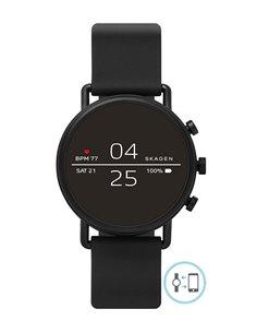 Reloj SKT5100 Skagen Falster 2 Black Silicone