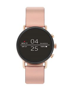 Reloj SKT5107 Skagen Falster 2 Rose-Tone Pink Leather