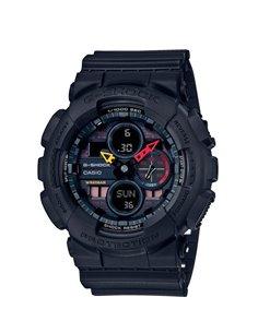 Casio GA-140BMC-1AER Watch G-Shock BLACK & NEON