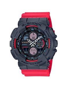 Casio GA-140-4AER Watch G-Shock COLOR / SEASONAL