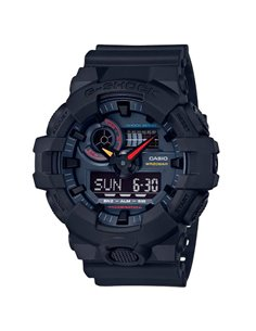 Montre GA-700BMC-1AER Casio G-Shock BLACK & NEON