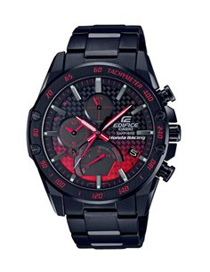 Montre EQB-1000HR-1AER Casio EDIFICE BLUETOOTH® SUPER SLIM HONDA RACING