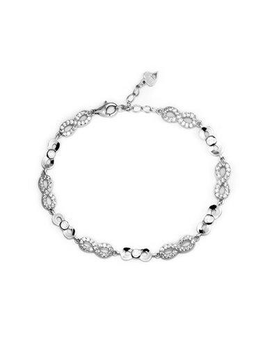 Di Plata 2040282 Bracelet Infinite