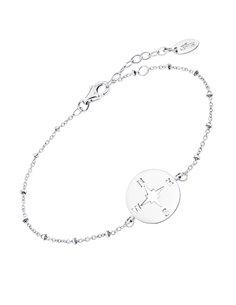 Lotus Silver LP1956/2/1 Bracelet Cardinal Points