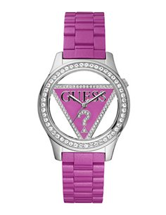 Reloj Guess W95105L4 CLEARLY
