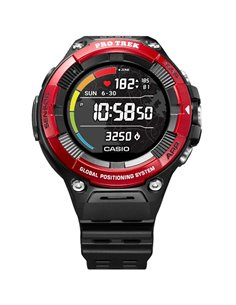 Casio WSD-F21HR-RDBGE PRO TREK SMART Watch