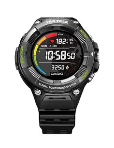 Casio WSD-F21HR-BKAGE PRO TREK SMART Watch