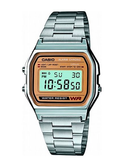 Casio A158WEA-9EF Watch Collection