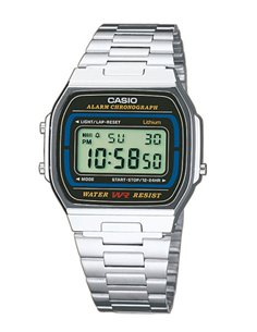 Casio A164WA-1VES Watch Collection