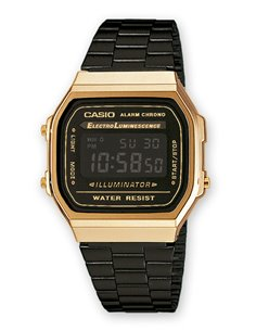 Casio A168WEGB-1BEF Watch Collection