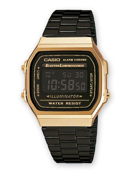Casio A168WEGB-1BEF Watch Collection