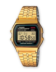 Casio A159WGEA-1EF Watch Collection