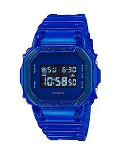 Montre DW-5600SB-2ER Casio G-SHOCK SEMITRANSPARENT