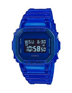 Reloj DW-5600SB-2ER Casio G-SHOCK SEMITRANSPARENT