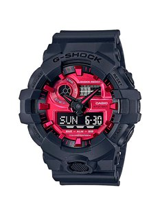 Casio GA-700AR-1AER Watch G-Shock ADRENALINE RED