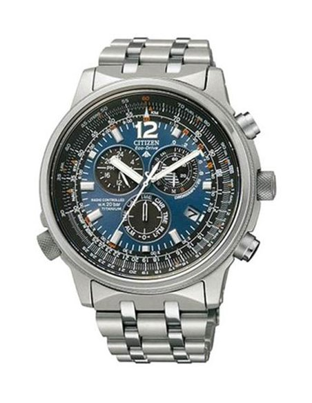 Reloj AS4050-51L Citizen Eco-Drive Radio Controlado PILOT