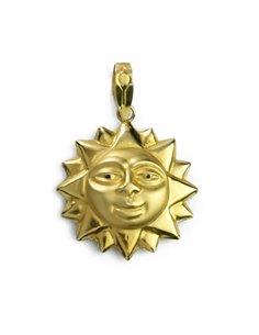Colgante Oro 18 K Sol 193XOA